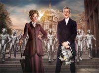 The Doctor, Missy and the Cybermen