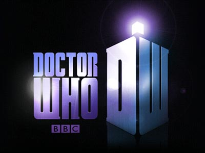 New 'Doctor Who' Logo