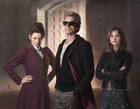The Twelfth Doctor, Clara and Missy