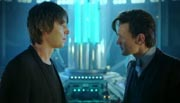 Professor Brian Cox and the Doctor