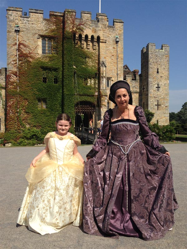 [Hever Castle-Princess]