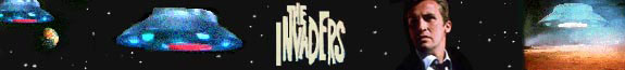 'The Invaders' Episode Guide