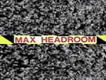 Max Headroom Logo