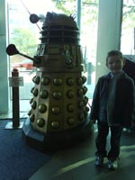 A visit to the BBC brings an encounter with a deadly foe!