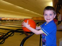 Tom's Bowling Party