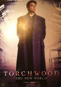 Torchwood Publicity Poster