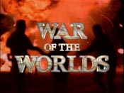 War of the Worlds Logo